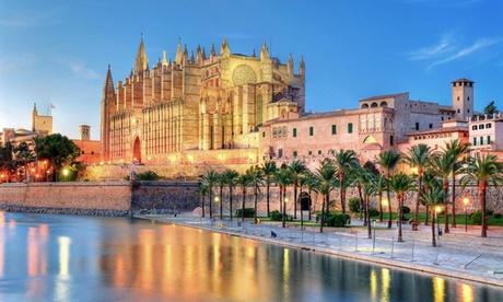 Palma de Mallorca: estancia en habitación twin para 2 personas con opción desayuno en Hotel Amic Horizonte