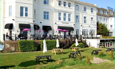 Bournemouth: OneNight Stay for Two with Breakfast, Prosecco and Late Checkout at The Cottonwood Boutique Hotel