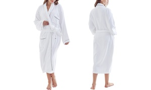 Bedding Import Unisex Terry Cotton Bathrobe