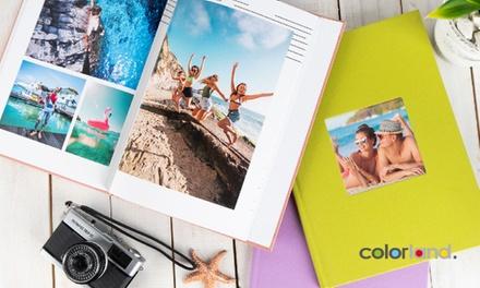Individuelles Fotobuch Exklusiv A4 mit Sichtfenster und 28 bis 140 Seiten von Colorland (bis zu 76% sparen*)