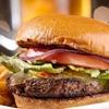 Burger au choix avec accompagnements à volonté