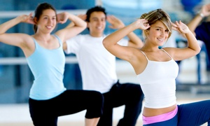 I.Q. FIT Fitness & Wellness Center: Group Training Classes at I.Q. FIT Fitness & Wellness Center (Up to 80% Off). Three Options Available.