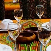 Two-Course Afro-Caribbean Meal