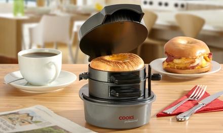 Breakfast Sandwich Maker Groupon Goods
