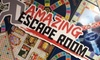 Up to 28% Off Escape Room Admission at Amazing Escape Room