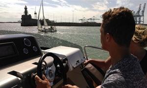 Start2boat: Formation combinée en vue de l'obtention du brevet de conduite belge et du certificat VHF pour 89,50€