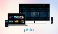 Groupon.com deals on One Month Of Philo TV Streaming