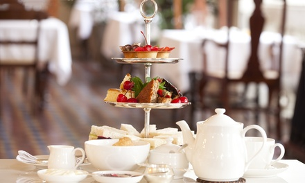 Afternoon Tea for Two, Four or Six People at Vienna Plaza at 5* Radisson Blu Corniche (Up to 66% Off)