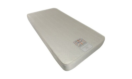 Freshtec Foam Single Mattress