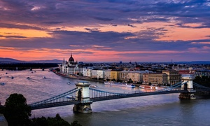 ✈ 9-Day Tour of Budapest, Vienna, and Prague w/ Air from Gate 1 Travel at  Budapest, Vienna, and Prague Tour with Hotel and  Air from Gate 1 Travel, plus 6.0% Cash Back from Ebates.