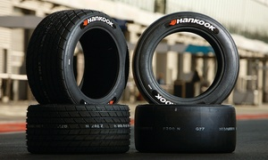 Al Dobowi Tyres Co LLC: 25% to 40% Off on Hankook Tyres at Al Dobowi Service Centers
