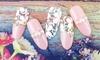 東京都/新宿 ≪ジェルネイル定額メニューコース+オフ/他2メニュー≫