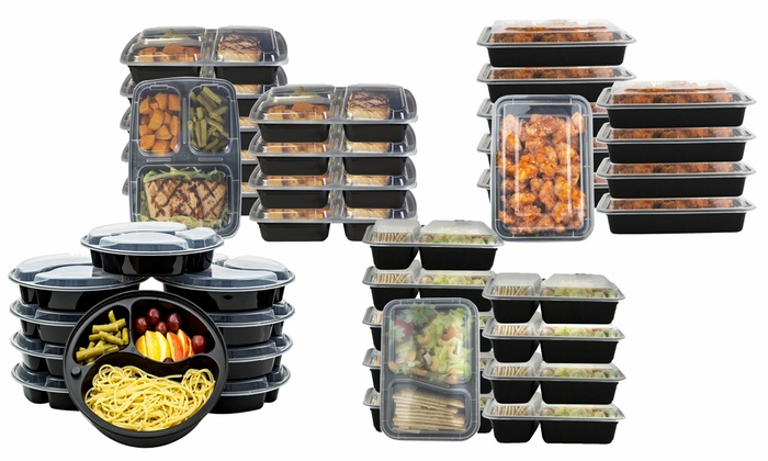 ... Reusable Food Storage Containers (14, 20, 28 Piece Set): Reusable ...