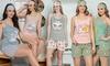 Women's Two-Piece Pyjama Set