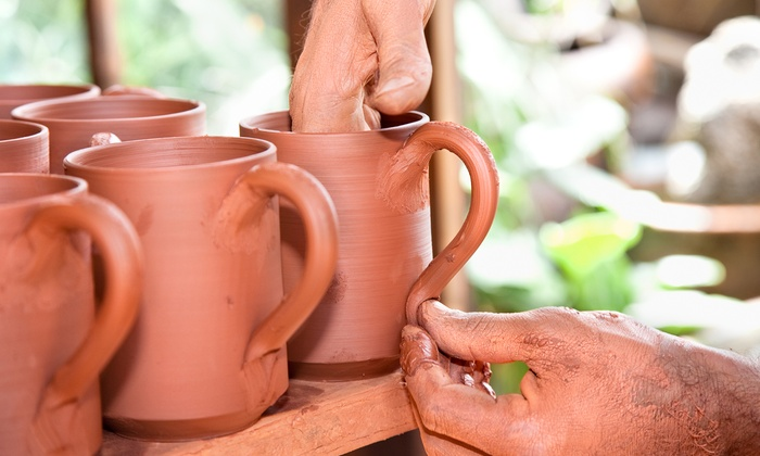 The ClayGround Studio & Gallery - Ellicott City: One, Two, or Four BYOB Ceramics Classes at The ClayGround Studio & Gallery (Up to 57% Off)