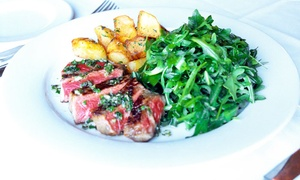 Osteria Da Nino: Italian Dinner or Lunch for Two or Four at Osteria Da Nino (Up to 44% Off)