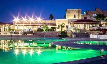 Lecce: 1 notte con colazione, cena, Spa e massaggio