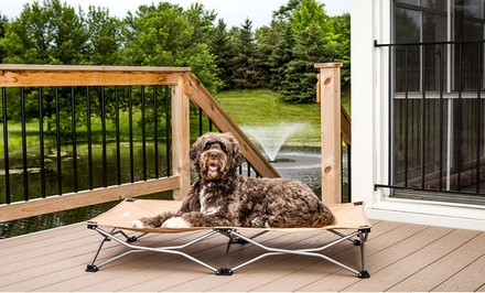 Carlson Large Portable Pup Travel Pet Bed