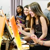 42% Off One BYOB Paint and Sip Class at Wine & Design - Scottsdale