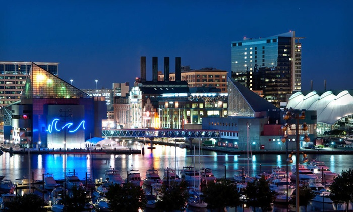Radisson Plaza Lord Baltimore - Downtown: One-Night Stay for Two at Radisson Plaza Lord Baltimore in Baltimore, MD