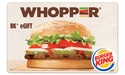 $10 Burger King eGift Card