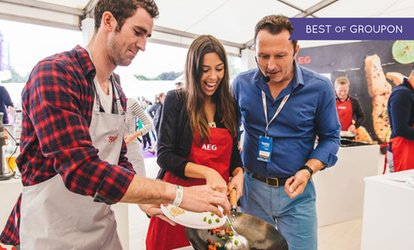 image for Taste of London Festival on 13 - 17 June at IMG London (Up to 27% Off)