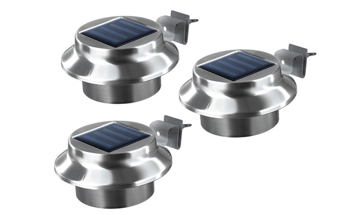 easymaxx solar dachrinnenleuchten groupon goods. Black Bedroom Furniture Sets. Home Design Ideas