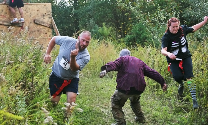 Ohio Zombie Run - Alum Creek State Park Beach Area: $35 for Race Entry for One to the Ohio Zombie Run ($68 Value)