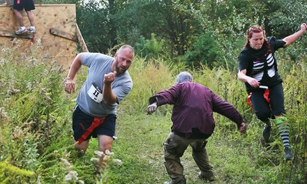 $35 for Race Entry for One to the Ohio Zombie Run ($68 Value)