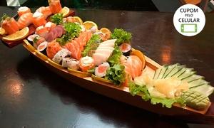 Sushi Iê: Rodízio japonês para 1, 2 ou 4 pessoas no Sushi Iê – Jardim Paulista