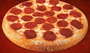 Hungry Howie's Pizza: $15 for a Large Two-Topping Pizza with Sides, Dessert, and Soda at Hungry Howie's ($29.03 Value)