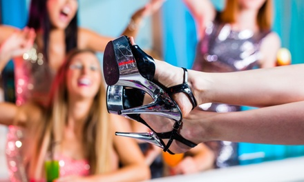Stripper 101 Pole-Dancing Package for One, Two, or Three at Stripper 101 (Up to 58% Off)