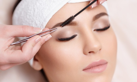 Up to 28% Off on Eyebrow Embroidery at Nails Beautique and Spa