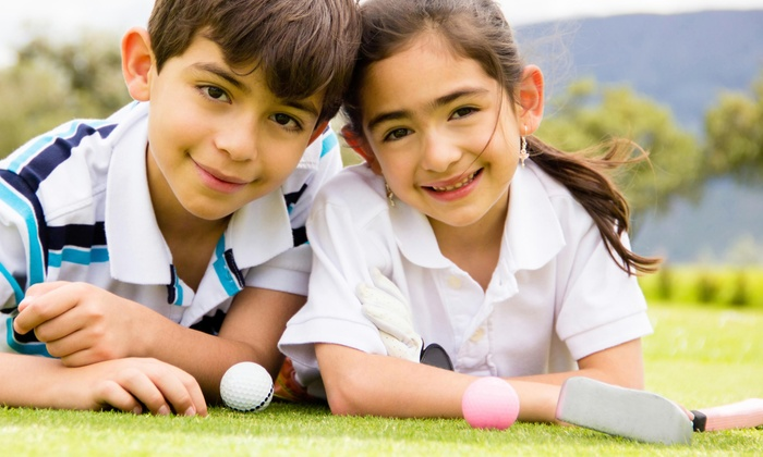 Golf Is Fun - Folsom Sports Complex: One Week of Golf Camp from Golf is Fun (65% Off)