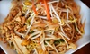 Spicy Bangkok Express - New Baltimore: Thai Food for Dine-In or Take-Out at Spicy Bangkok Express (Up to 50% Off). Three Options Available.