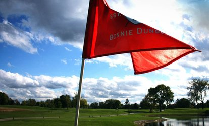 18-Hole Round of <strong>Golf</strong> with Cart at Bonnie Dundee <strong>Golf</strong> Course (Up to 32% Off)