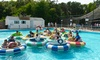 Cape Cod Bumper Boats - Harwich Port: Two or Four Bumper Boat Rides and Four or 10 Batting Cage Tokens at Cape Cod Bumper Boats (Up to 34% Off)