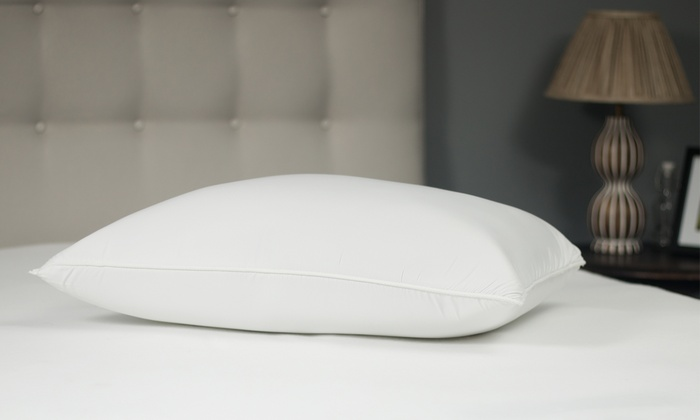 Silentnight Memory Foam Pillow Groupon Goods