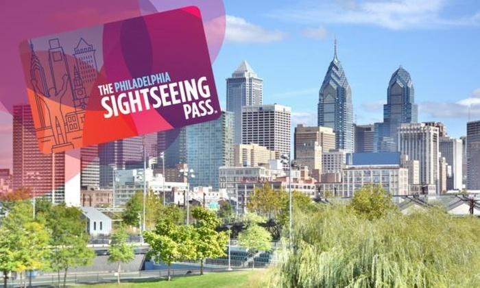 Philadelphia Flex Passes The Sightseeing Pass Philadelphia Groupon
