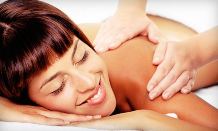 Serenity Massage - Rowley: One or Three Custom One-Hour Massages at Serenity Massage (Up to 62% Off)