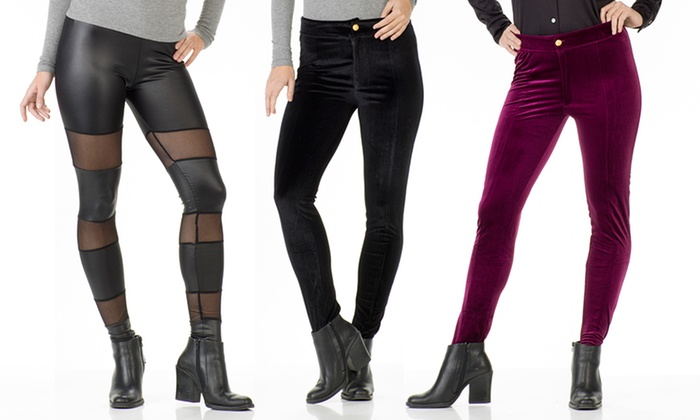 Poof Apparel Women's Leggings: Poof Apparel Women's Leggings. Multiple Options Available from $9.99–$12.99. Free Returns.