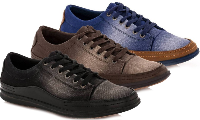 3664eadd8b27 Up To 69% Off on Franco Vanucci Men's Sneakers | Groupon Goods
