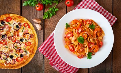 47% Off Pizza, Pasta, Salad, and Dessert Buffet at Cicis