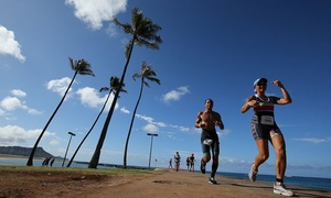 Up to 39% Off Admission to Honolulu Triathlon at Honolulu Triathlon, plus 9.0% Cash Back from Ebates.