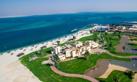 Beach and Pool Access with Meal and Transportation or Villa Hire for Up to Four at Al Maya Island Resort (Up to 54% Off)