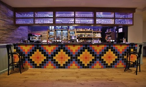 The Emperor - Latin Tapas Bar: Tapas, Dessert and Wine for Two, Four or Six at The Emperor – Latin Tapas Bar
