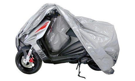 Cubierta protectora para motos y bicicletas