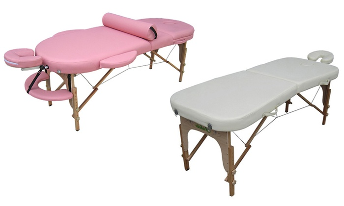 Tahiti Massage Table  Groupon Goods-4606