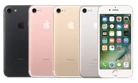 Refurbished Apple iPhone 7 32GB or 128GB - Good With Free Delivery