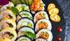 Zestawy sushi: 26-56 kawałków